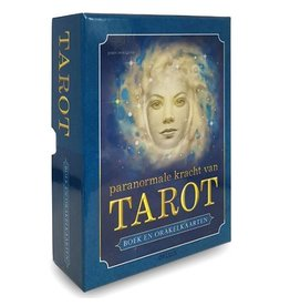 De paranormale kracht van tarot (kaarten + boek)