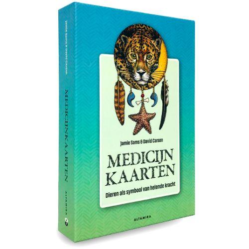 Medicijnkaartenset - Jamie Sams