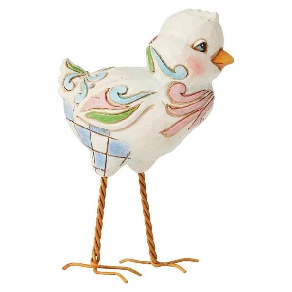 Jim Shore Mini Standing Chick - Paaskuiken