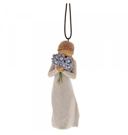 Willow Tree Willow Tree Forget-me-Not Ornament