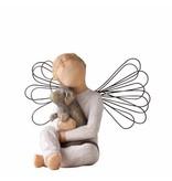 Willow Tree engeltje Angel of Comfort
