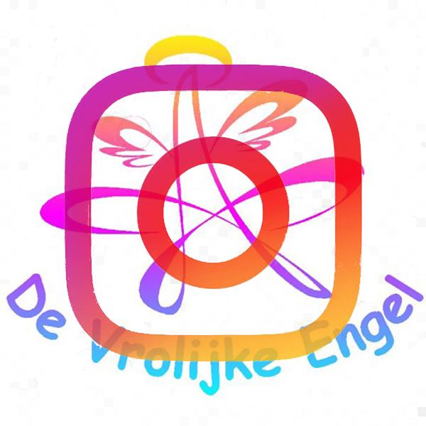 De Vrolijke Engel op Instagram