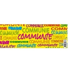 Bliklabel - Communie