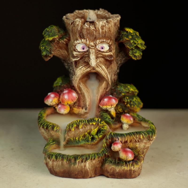 Backflow wierookbrander - Tree Man