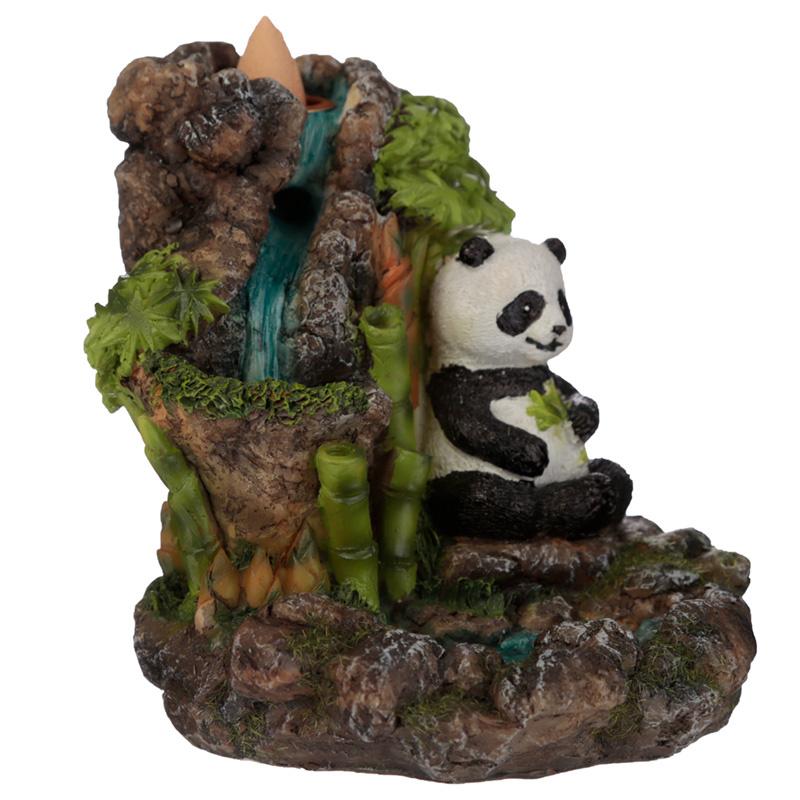 Backflow wierookbrander - Panda
