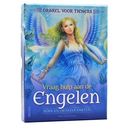 Vraag hulp aan de engelen (orakel voor tieners)