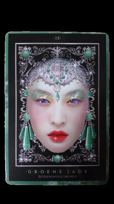 De helende energie van edelstenen - Groene jade