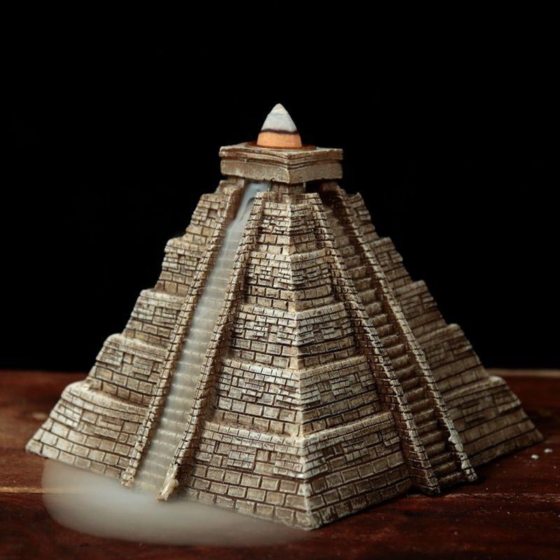 Backflow wierookbrander - Piramide