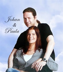 Johan Jong en Paula Sauerbreij