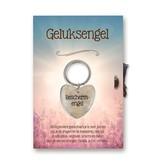 Miko Sleutelhanger giftcard - Geluksengel