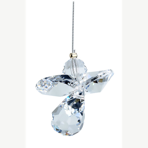 Suncatcher kristal engeltje - april