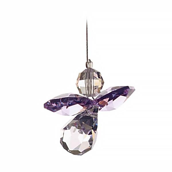Suncatcher kristal engeltje - juni