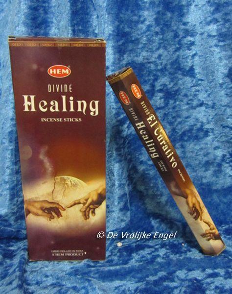 HEM Healing wierook