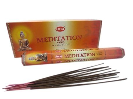 HEM Meditation wierook