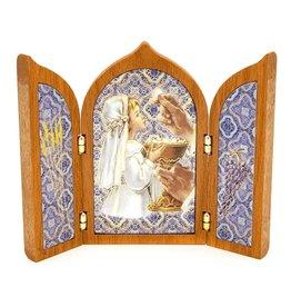 Drieluik Eerste Heilige Communie