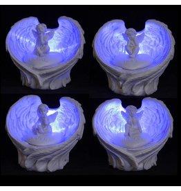 Cherubijntje met LED verlichting