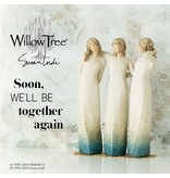 Willow Tree beeldje By My Side - Signature Collection