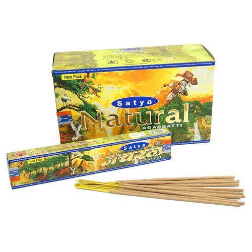 Nag Champa wierook Natural