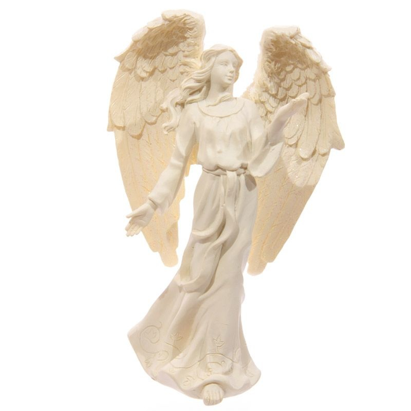 Beeldje elegante engel
