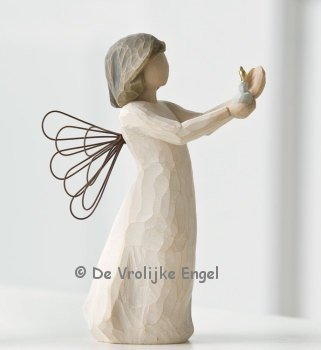 Willow Tree engeltje Angel Of Hope