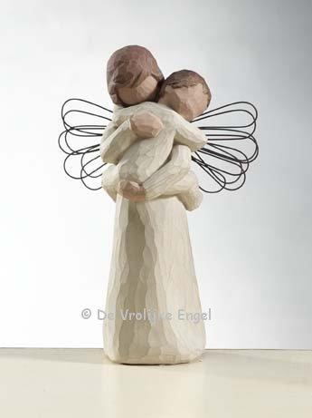 Willow Tree engeltje Angel's Embrace