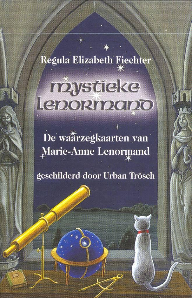 Mystieke Lenormand kaarten (nederlands)