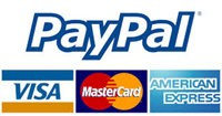 Creditcardbetaling via PayPal