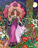 Aphrodite met Lotus