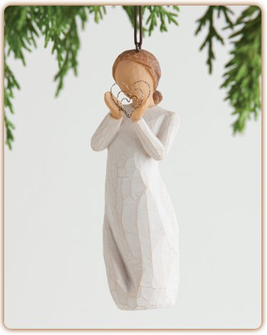 Willow Tree Lots of Love Ornament kerstboomhanger