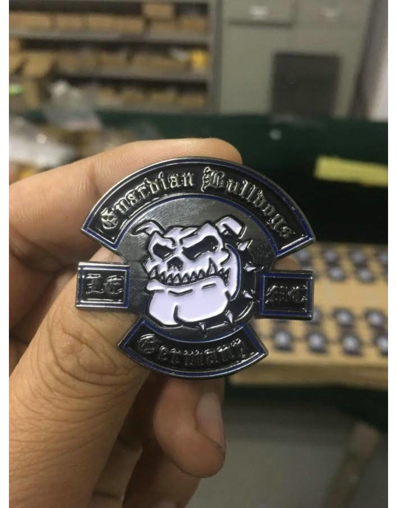 Guardian Bulldogs pin