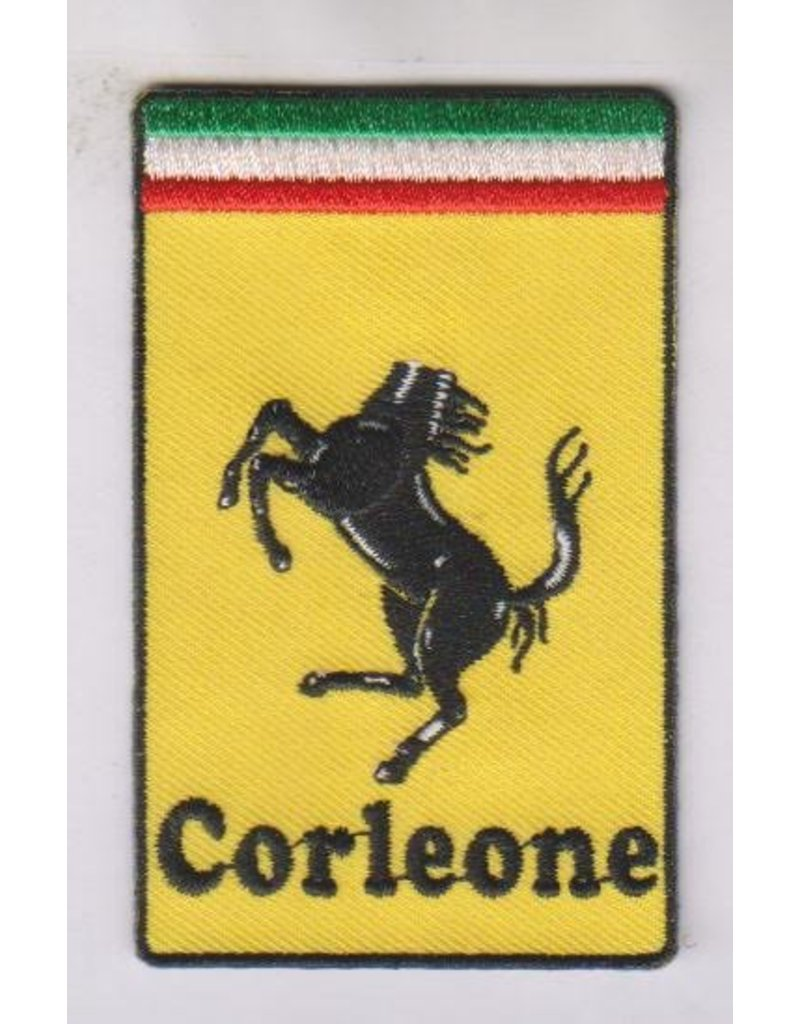 badgeboy Corleone Patch