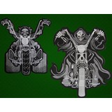 Biker and Triker Patches