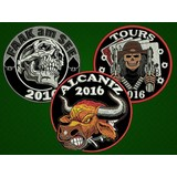 Event Patches and Pins