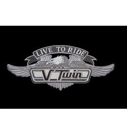 V Twin eagle