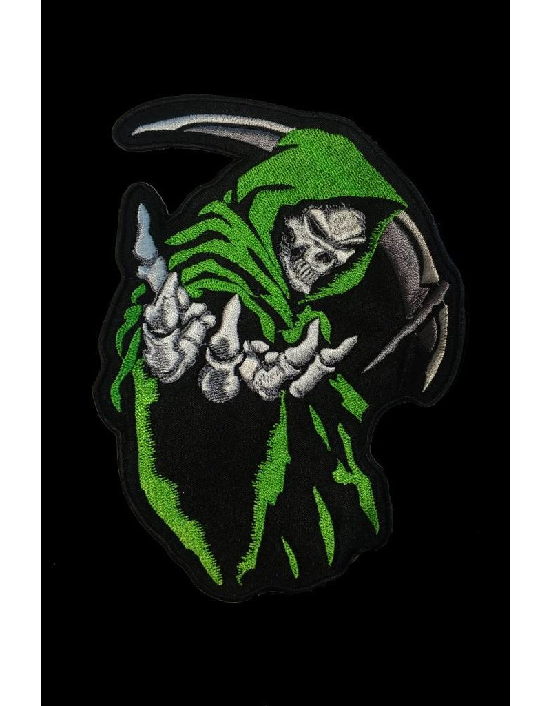 Asking reaper green small