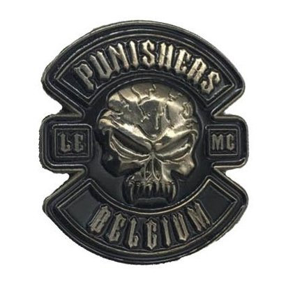 Pin for the Punishers