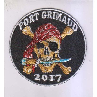 Port Grimaud 2017 patch