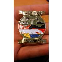 Veterans club Pin