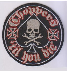 Choppers for ever