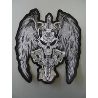 Badgeboy The Devils Angel Silver