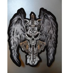 Badgeboy The Devils Angel Gold