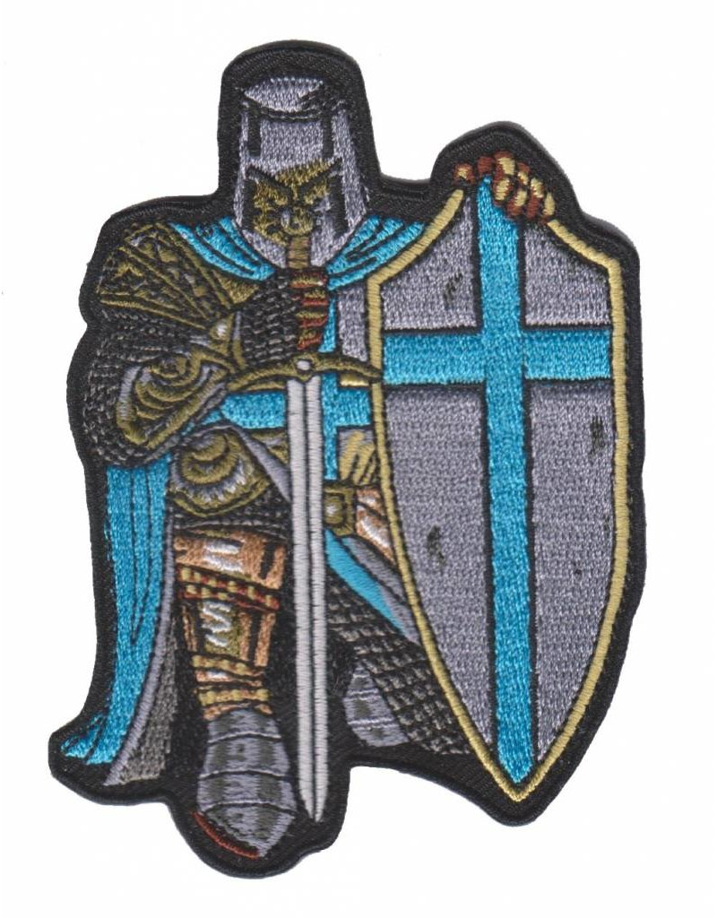 Badgeboy The Blue Knight