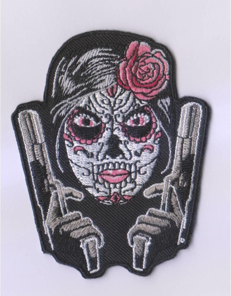 Sugar skull guns