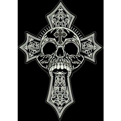 Skull and Cross