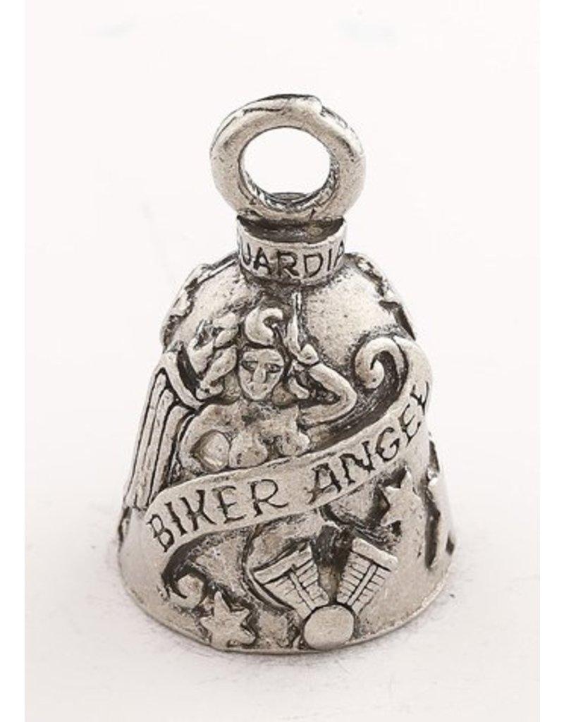 Biker Angel Guardian bell