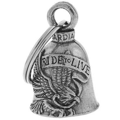 Live to Ride Guardian bell