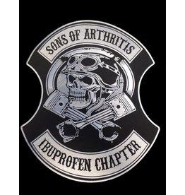 Badgeboy Sons of Arthritis