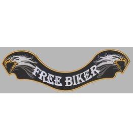 Badgeboy Free Biker banner Eagle
