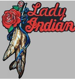 badgeboy Indian Lady