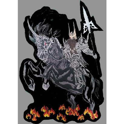 Badgeboy The Demons Knight patch 25 cm